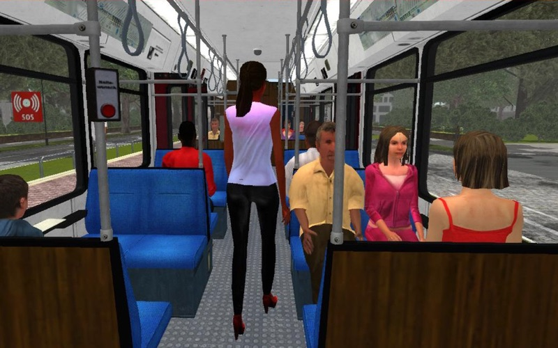 Tram Simulator Duesseldorf screenshot 3