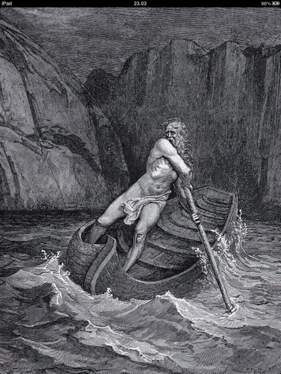 Dante: Divine Comedy for iPad