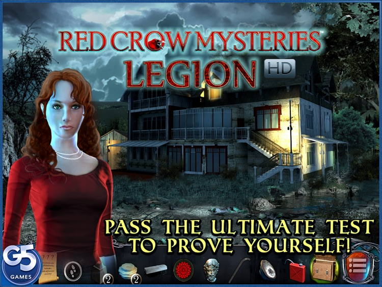 Red Crow Mysteries: Legion HD (Full)