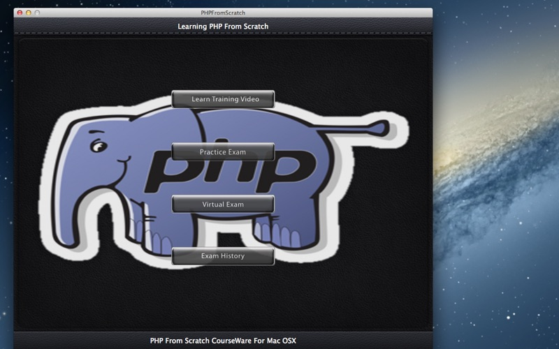 PHP From Scratch screenshot 1