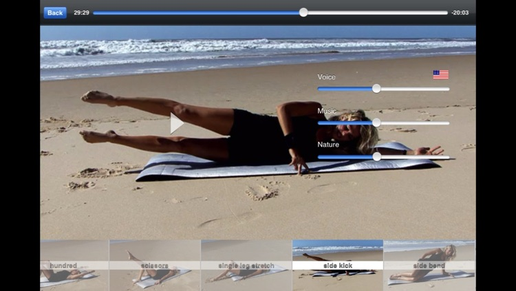 Pilates Beginners screenshot-1