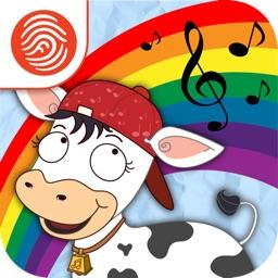 DoReMi 1-2-3: Music for Kids - A Fingerprint Network App