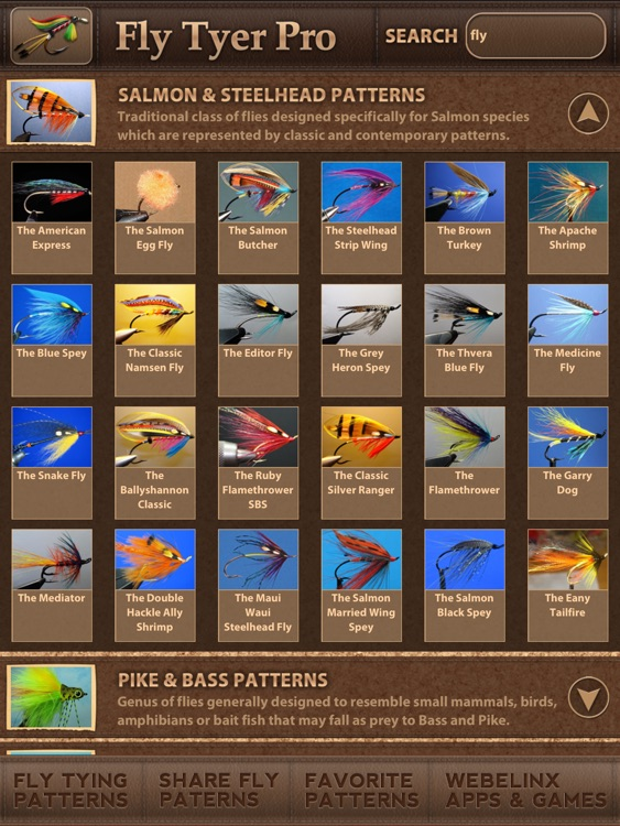 Fly Tyer PRO - Step by Step Fly Tying Patterns screenshot-3