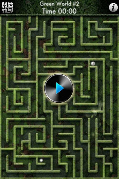 Tilt Maze Lite