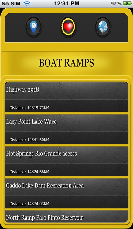 Texas Boat Ramps screenshot-4