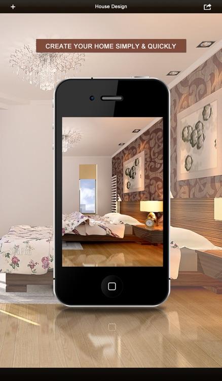 Interior Design 3D- floor plan & home calculator screenshot-4