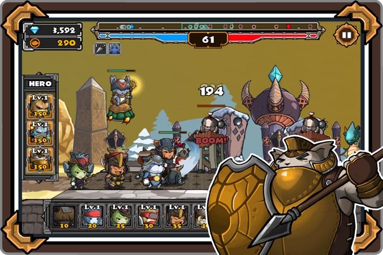 Cat War2 screenshot-3