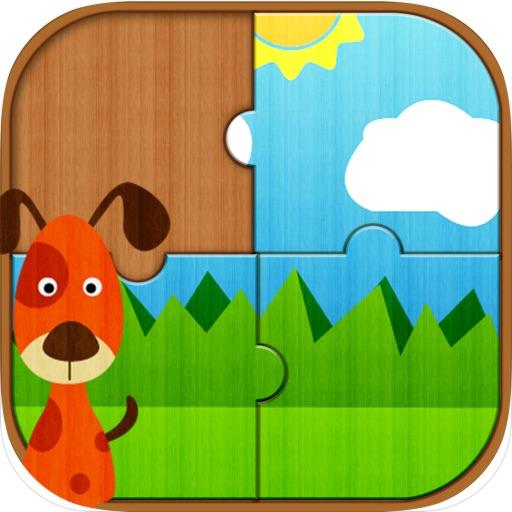 Puzzle Adventure Mania: Fun Jigsaw Game for Kids iOS App