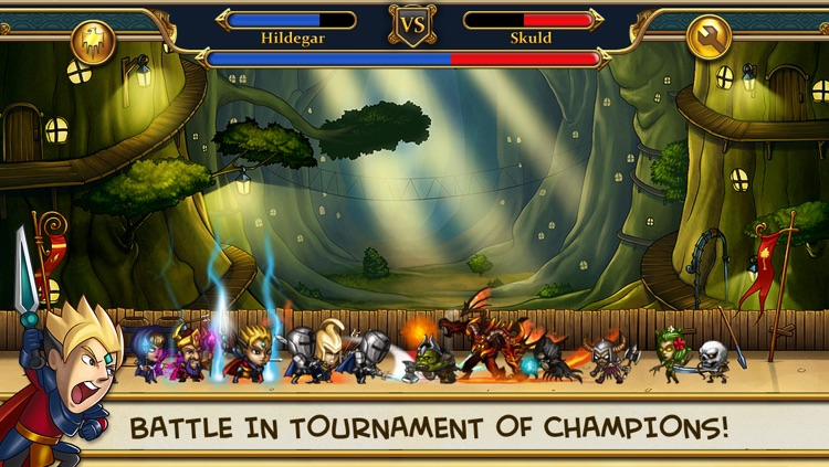 Castle Champions screenshot-1