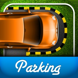 Parking Rush HD-become the master of a parking lot