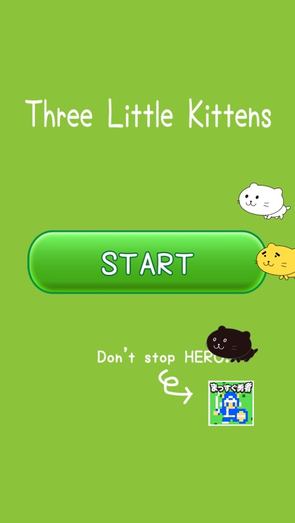 """Escape the room """"Three little kittens"""""""
