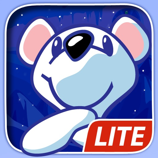Snowy: The Bear's Adventure Lite icon
