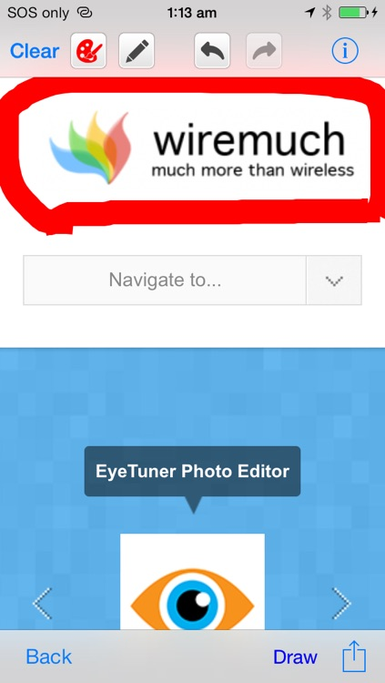 CheckItOut InstaGraffiti Lite - Free Photo Editor Annotate Anything And Post To Instagram, Facebook or Flickr! screenshot-3