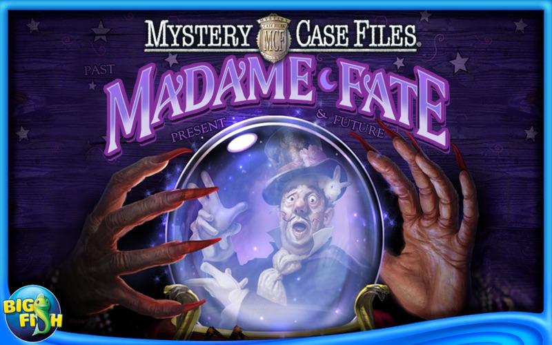 Mystery Case Files: Madame Fate screenshot 1