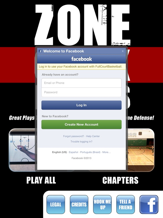 Zone Offense Quick Hitters: Scoring Playbook - with Coach Lason Perkins - Full Court Basketball Training Instruction XL screenshot-4