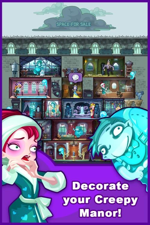 Tap Creepy Manor