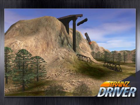Trainz Driver - train driving game and realistic railroad simulatorのおすすめ画像5