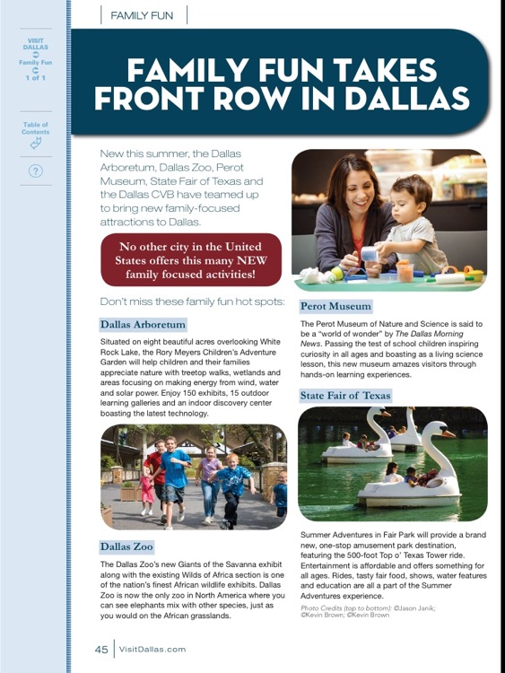 Visit Dallas: The Official Destination Magazine screenshot-3