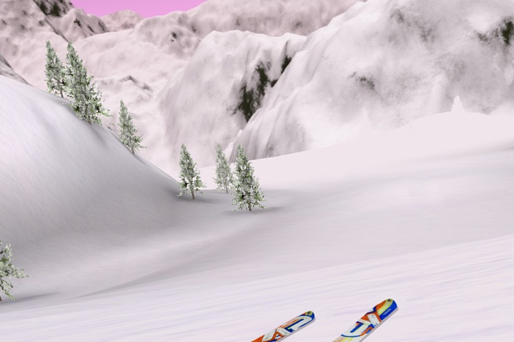 Touch Ski 3D - Presented by The Ski Channel screenshot-4