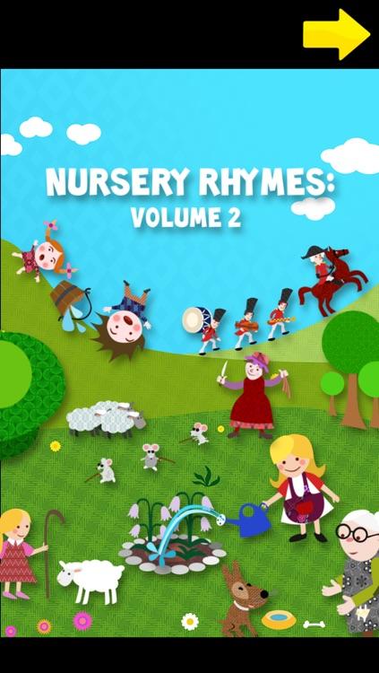 Nursery Rhymes: Volume 2 screenshot-4