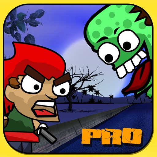 Zombie Killer HD Pro icon