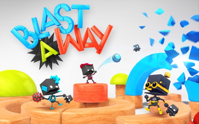 ‎Blast-A-Way Screenshot