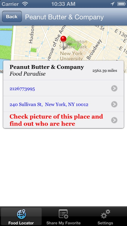 Best Restaurants Finder - For Food Network TV Channel