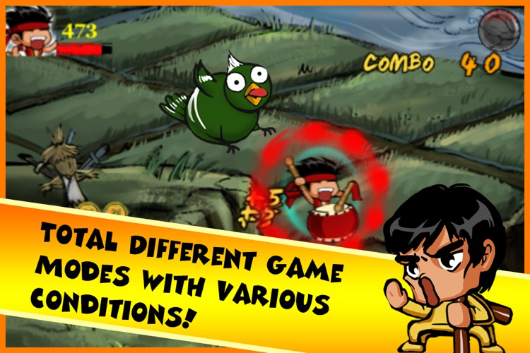 Kung-Fu Jump: Most Addictive Jumping Adventure!