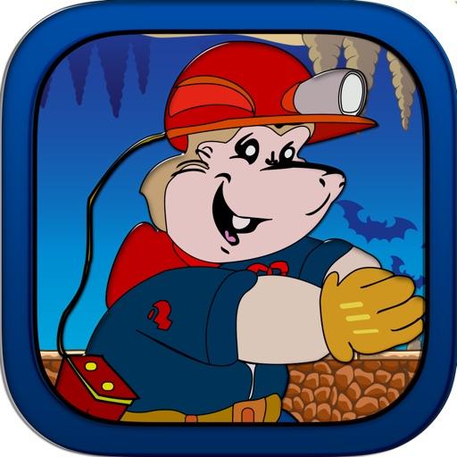 Jewel Drop Mining Puzzle World - Mine Hunt Line Swipe Free