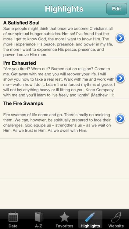 Girlfriends in God Devotional screenshot-3