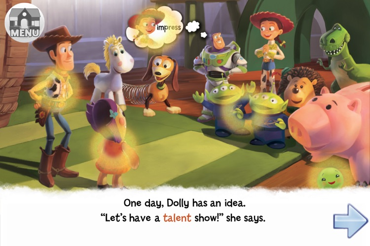 Toy Story Showtime!