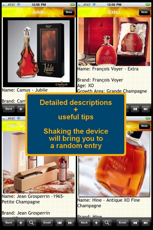 Cognac and Brandy Encyclopedia screenshot-0