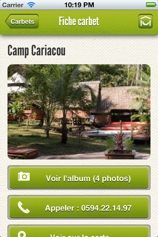 Escapade Carbet screenshot 3