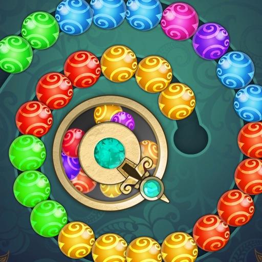 Magical Bubble Shooter iOS App