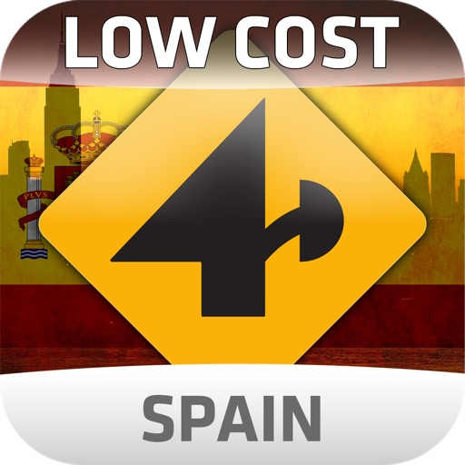Nav4D Spain @ LOW COST icon