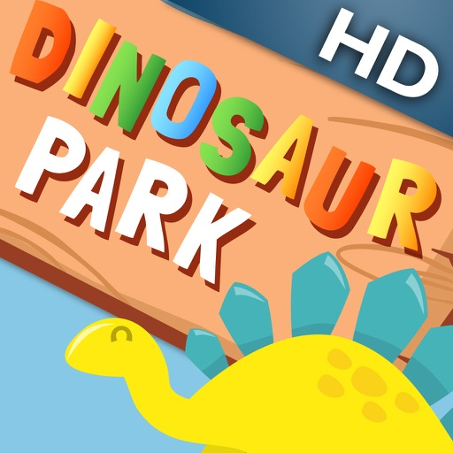 ABC Baby Dinosaur Park - 3 in 1 Game for Preschool Kids – Learn Names of Jurassic Animals