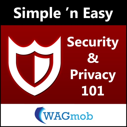 Security and Privacy 101 by WAGmob iOS App