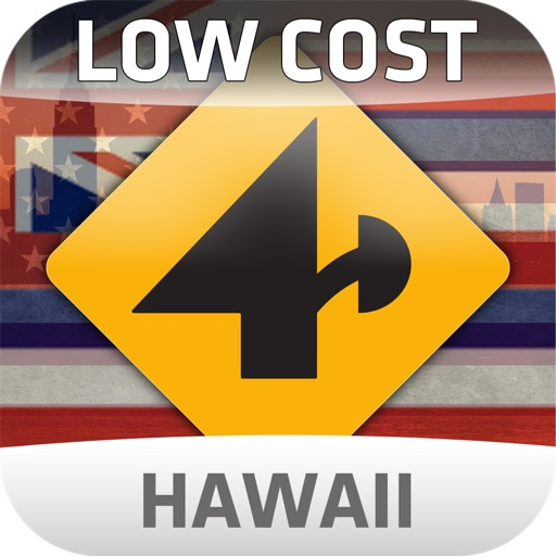 Nav4D Hawaii @ LOW COST icon