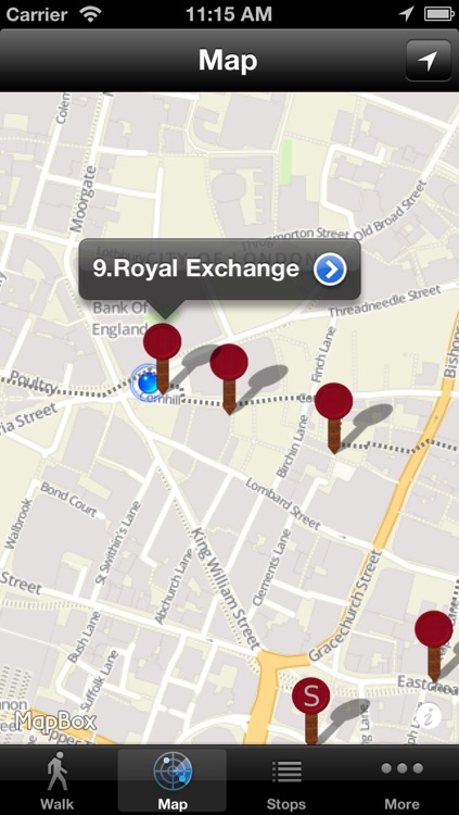 City of London WalkAppBout Guide screenshot-3
