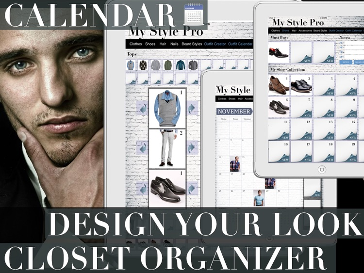 My Style Pro (For Men) - Be your own fashion designer!