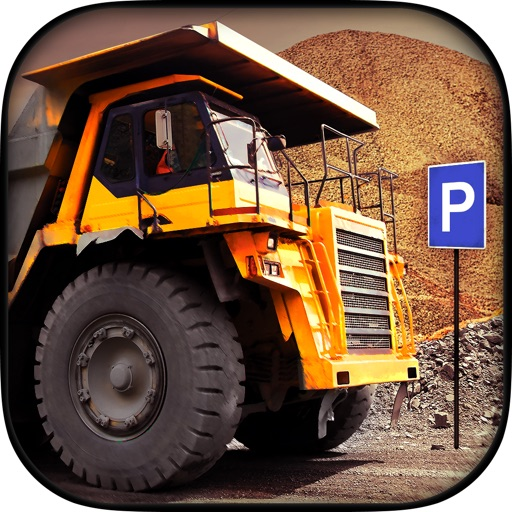 Construction Truck Simulator HD icon