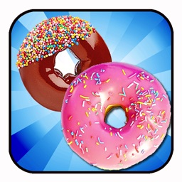A Donut Factory HD - Make Donuts for iPad
