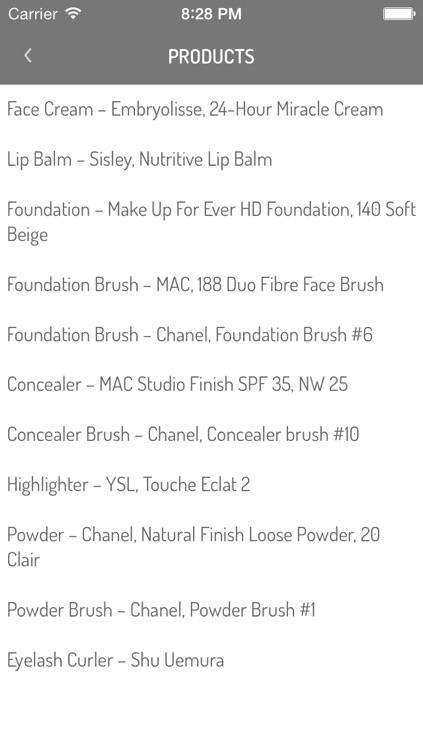 Make-Up Tutorials By Simona screenshot-3