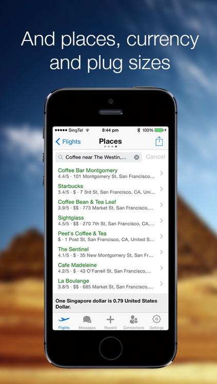 Travelog: Travel Info You Need, Fast screenshot-4