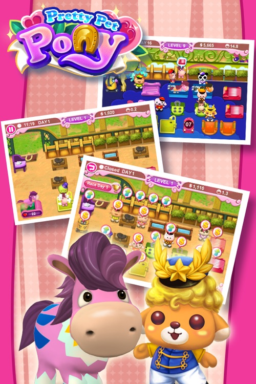 Pretty Pet™ Pony screenshot-1