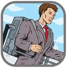 A Crazy Wall Street Business Man - Super Blast Insane Shooter FREE icon
