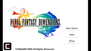 FINAL FANTASY DIMENSIONS iphone images