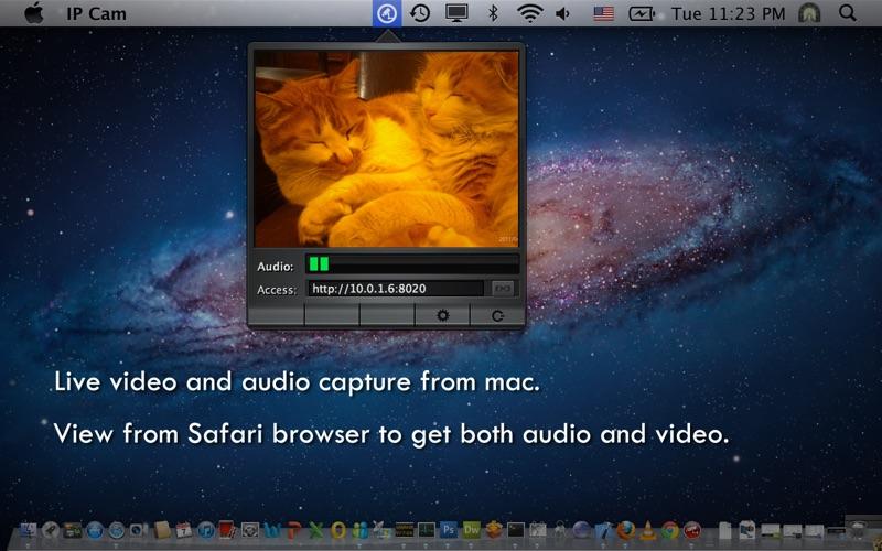 IP Cam Screenshot