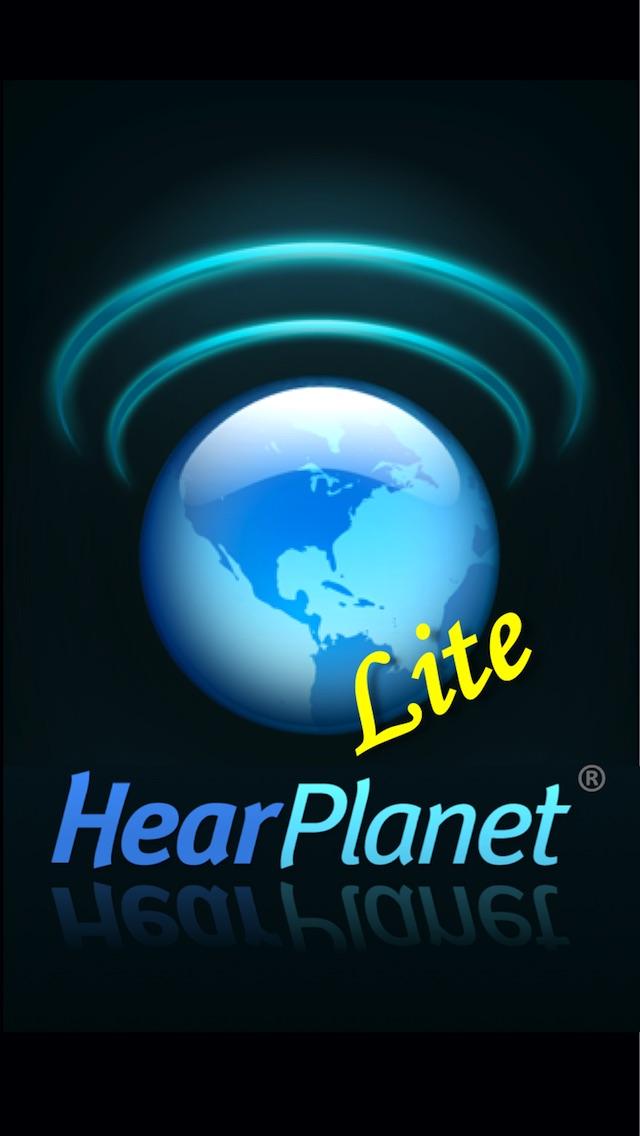 HearPlanet (Lite): Audio Guide to the World screenshot one