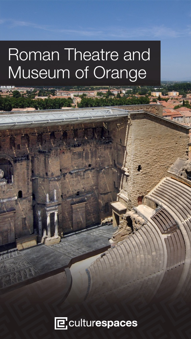 Screenshot #1 pour Roman Theatre and Museum of Orange: official application